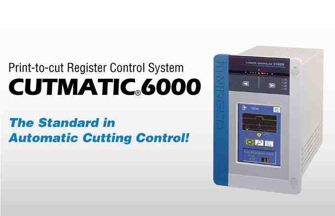 CT6000, PC300/210  Nireco- hệ thống kiểm soát in cắt Nireco