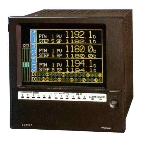 EC1200A Ohkura, bộ điều khiển nhiệt độ đa điểm EC1200A Ohkura Viet Nam
