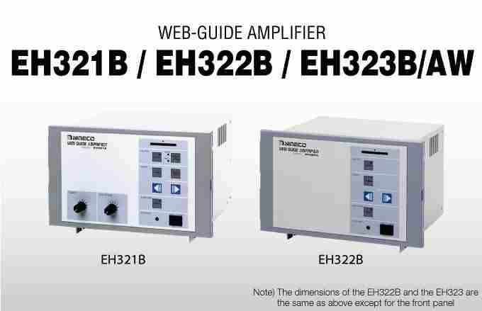 EH321B, EH322B, EH323B/AW Nireco, bộ khuếch đại Nireco