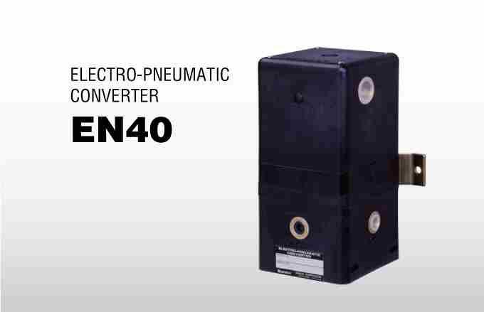 EN40-1A-V series Nireco, bộ chuyển đổi khí Nireco Việt Nam