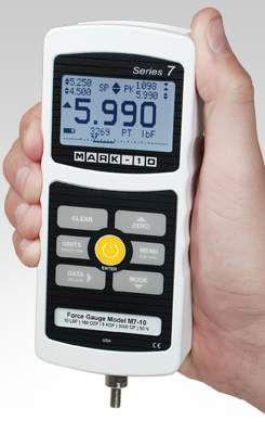 M7-500 Mark-10  Đồng hồ đo lực căng, lực nén, hiển thị số Mark 10