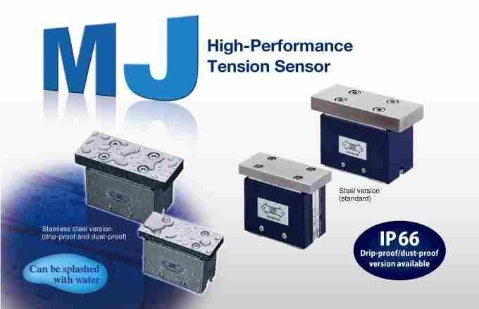 MJ050, MJ200, MJ500, MJ1000 Nireco- cảm biến lực căng Nireco