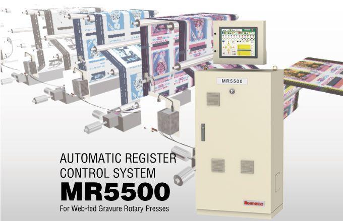 MR5500 Nireco - bộ chỉnh biên kiểu cuốn MR5500 Nireco Việt Nam