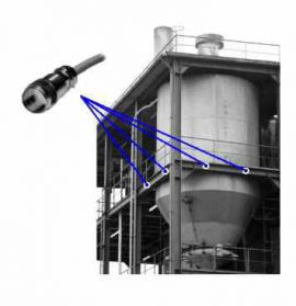 Cảm biến đo mức Measuring Eye DMA Schenck process