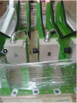Cảm biến phát hiện rách băng tải - belt tear detector Matsushima