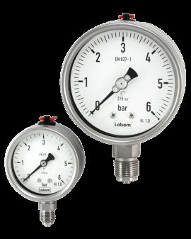 Đồng hồ đo áp suất BA5100 - Labom Việt Nam