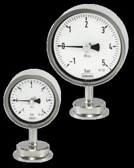 Đồng hồ đo áp suất dạng cơ BH8100 - Labom Việt Nam