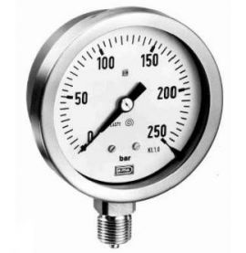 Đồng hồ đo áp suất MB801 Tema Việt Nam - Serie MB800