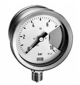Đồng hồ đo áp suất MBS860 - Tema Việt Nam