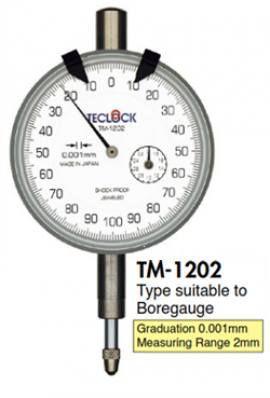 Đồng hồ so TM-1202 Teclock Việt Nam