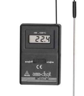 E 910 550 Amarell - nhiệt kế cho phòng thí nghiệm Amarell