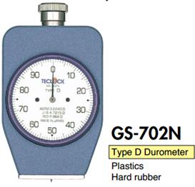 GS702N Teclock - đồng hồ đo độ cứng cao su Teclock Việt Nam