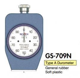 GS709N, GS-709G Teclock- đồng hồ đo độ cứng cao su Teclock