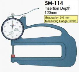 IM-2 Teclock, Đồng hồ đo đường kính trong vật liệu Teclock