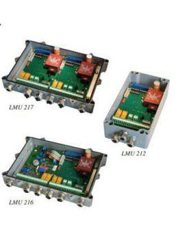 LB 214 Cảm biến lực Magtrol | LMU 212 Load Monitoring Units