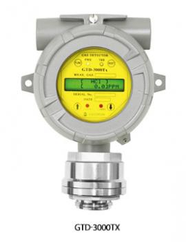 Máy dò khí oxy và khí độc khuếch tán GTD-3000Tx Gastron