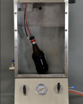 Máy đo và phân tích độ rò rỉ của nắp chai SSA ECO - AT2E Vietnam