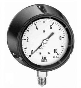 MBP801 Pressure Gause - Đồng hồ Tema Việt Nam