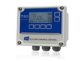 Model T80 Series ECDI, máy đo nồng độ oxy, PH T80 ECDI