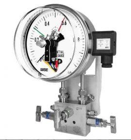 P620, P630, P640, P650 Wise Control- đồng hồ áp suất đo chênh áp