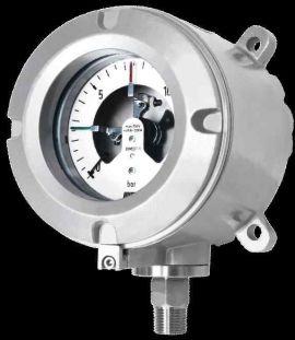 P991, P990, P980 WISE- đồng hồ đo áp suất chống cháy nổ Wise