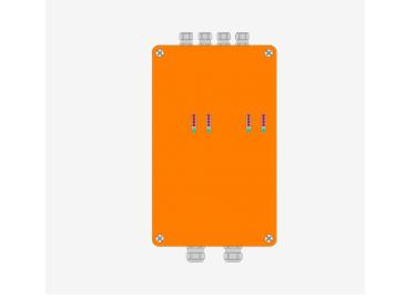 PP24210-2 bộ xử lý tín hiệu cho thiết bị phát hiện vật thể Fotoelektrik Pauly