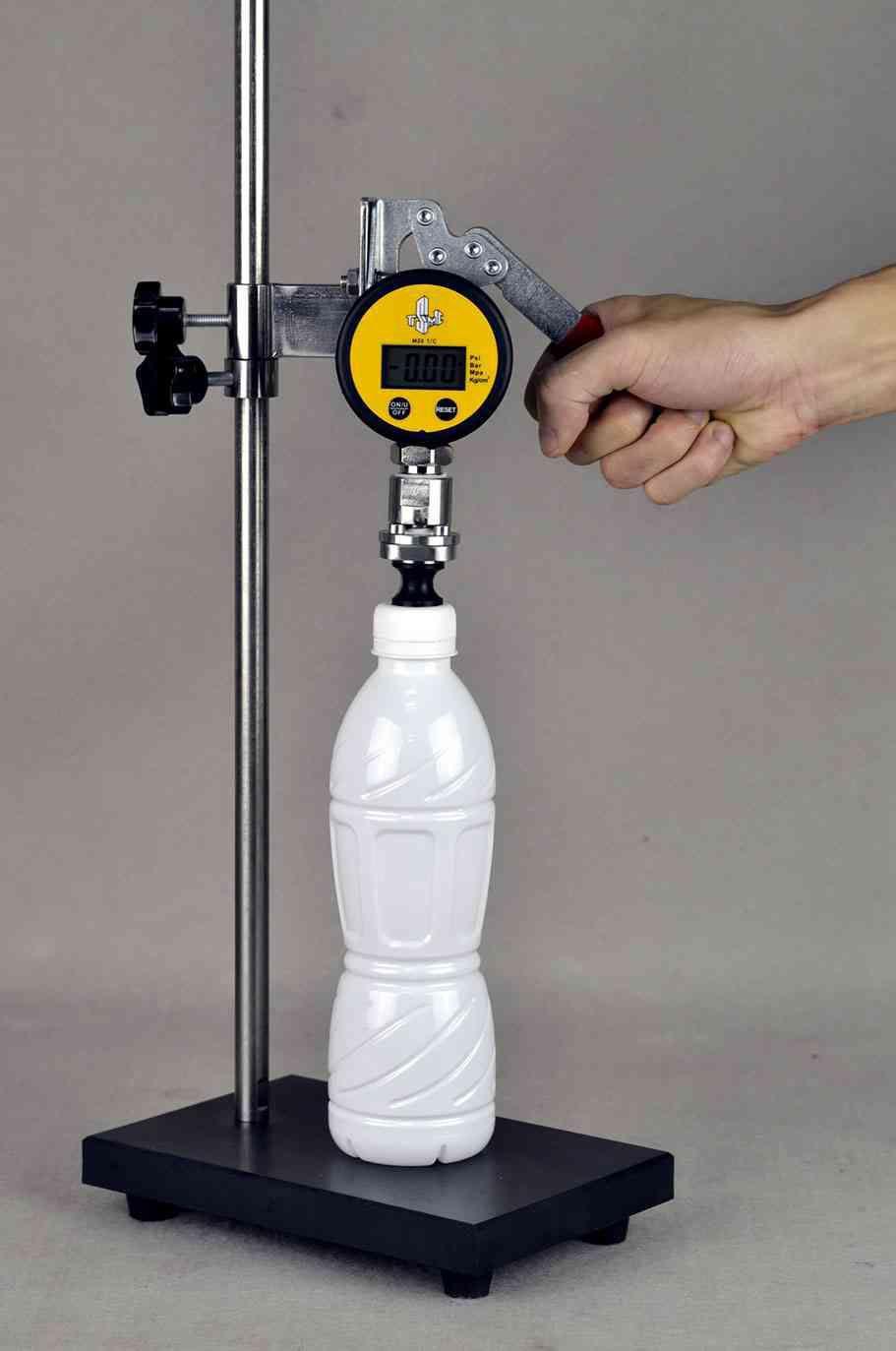 PVG-A AT2E,Thiết bị đo áp suất chân không trong chai, pet AT2E