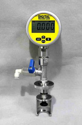 PVG-P AT2E, máy kiểm tra áp suất, chân không thành chai PVG-P AT2E