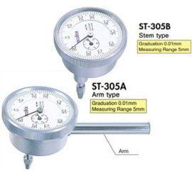 ST-305A / ST-305B Teclock, Đồng hồ so chân sau Teclock