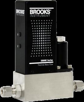 Thiết bị đo và điều khiển lưu lượng khí ga - 5850E, i Brooks Vietnam