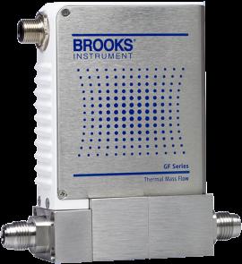 Thiết bị đo và điều khiển lưu lượng khí ga - GF125 Brooks