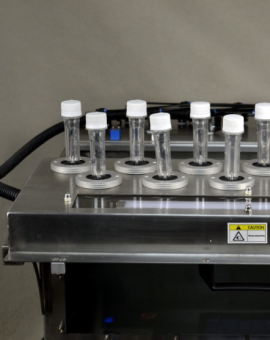 Thiết bị kiểm tra độ kín của nắp chai SSA-PLC-12 AT2E
