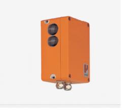 YvR26/2 đầu dò phát hiện vật thể dạng phản xạ tín hiệu Fotoelektrik Pauly