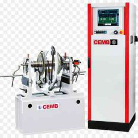 Z100-TCN Balancing machines with horizontal axis Cemb