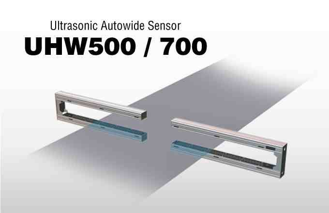 UHW500,  UHW500 Nireco- Cảm biến canh biên UHW500 Nireco